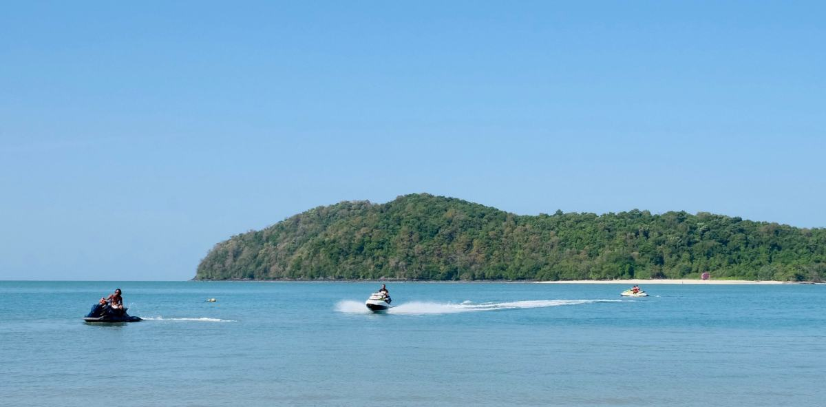 Jet Ski Fun in Langkawi_2